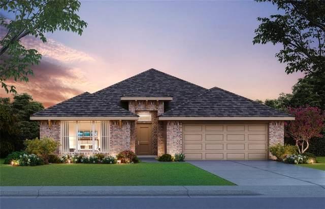 15108 Hill Branch Road, Edmond, OK 73013 (MLS #925868) :: Keri Gray Homes