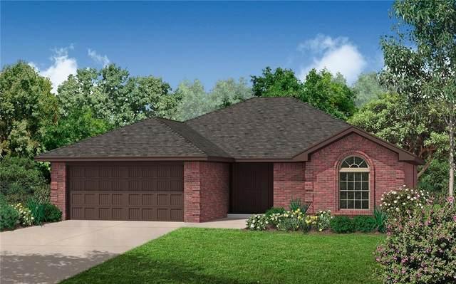 4104 NW 151st Street, Edmond, OK 73013 (MLS #925880) :: Keri Gray Homes