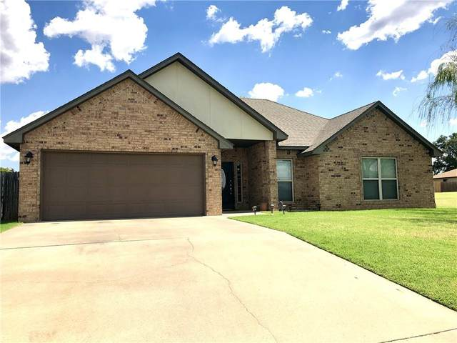 321 Granite Wash, Clinton, OK 73601 (MLS #925886) :: The UB Home Team at Whittington Realty