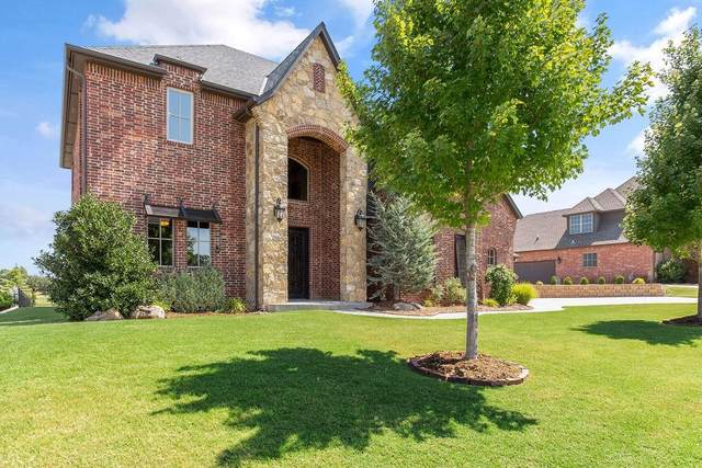 3116 Lakeshire Ridge Way, Edmond, OK 73034 (MLS #925888) :: Homestead & Co