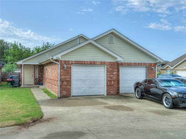 1318 Commerce Drive, Norman, OK 73071 (MLS #925894) :: ClearPoint Realty