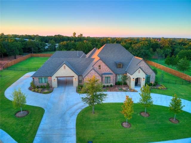 3001 Wheatfall Lane, Edmond, OK 73034 (MLS #925926) :: Homestead & Co