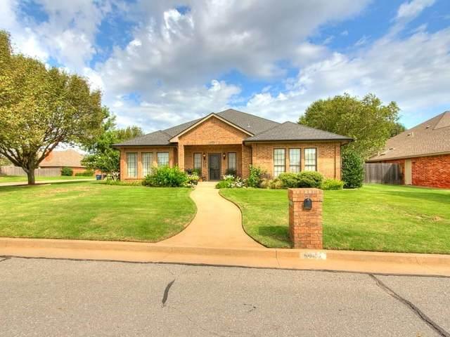 6525 NW 112 Street, Oklahoma City, OK 73162 (MLS #925928) :: Homestead & Co