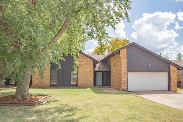 1510 Taurus Drive, Edmond, OK 73003 (MLS #925955) :: Keri Gray Homes