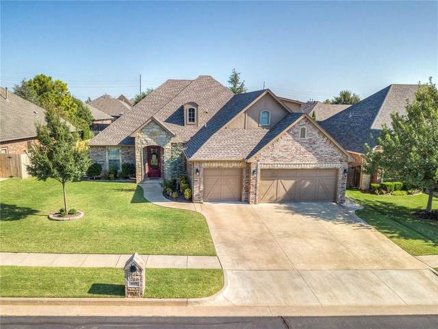4609 NW 162nd Street, Edmond, OK 73013 (MLS #925959) :: Homestead & Co