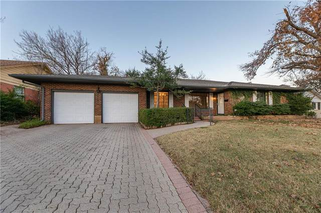 2617 NW 64th Street, Oklahoma City, OK 73116 (MLS #926059) :: The UB Home Team at Whittington Realty
