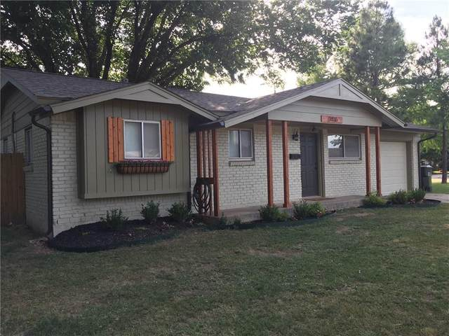 1416 Lakecrest Drive, Norman, OK 73071 (MLS #926145) :: Keri Gray Homes