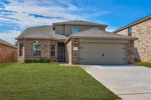 1021 NW 6th Street, Newcastle, OK 73065 (MLS #926150) :: Keri Gray Homes