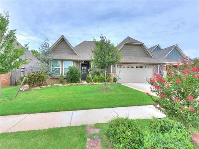 16404 Monarch Ridge Boulevard, Edmond, OK 73013 (MLS #926180) :: Homestead & Co