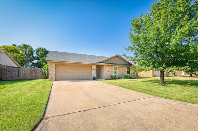 1512 Sherry Court, Elk City, OK 73644 (MLS #926188) :: KG Realty