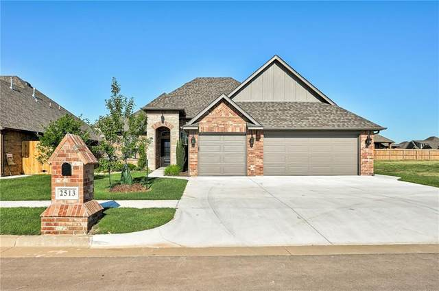 2513 Crystal Creek Drive, Oklahoma City, OK 73099 (MLS #926217) :: ClearPoint Realty