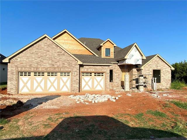13009 Ponderosa Boulevard, Oklahoma City, OK 73142 (MLS #926245) :: Erhardt Group at Keller Williams Mulinix OKC