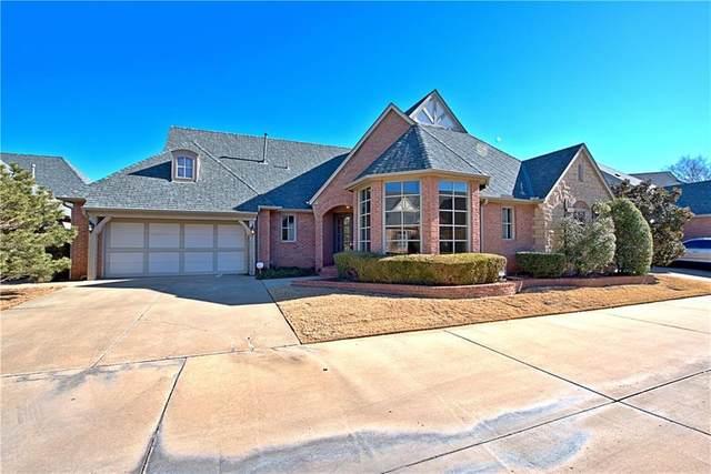 2915 NW 160th Street, Edmond, OK 73013 (MLS #926250) :: Keri Gray Homes