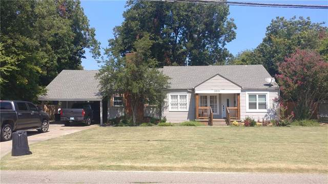5915 NW 42nd Street, Warr Acres, OK 73122 (MLS #926261) :: Erhardt Group at Keller Williams Mulinix OKC