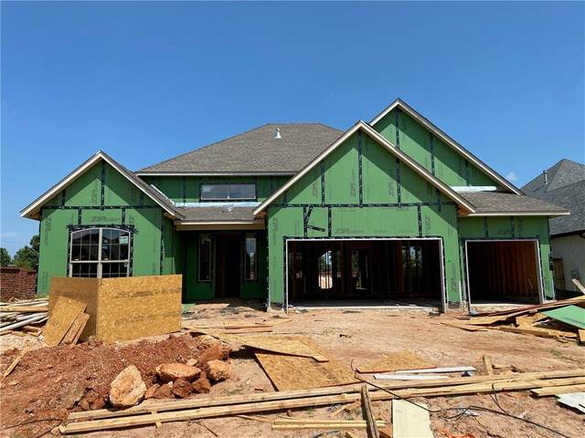 1241 Ivy Ridge Court, Edmond, OK 73034 (MLS #926264) :: Keri Gray Homes