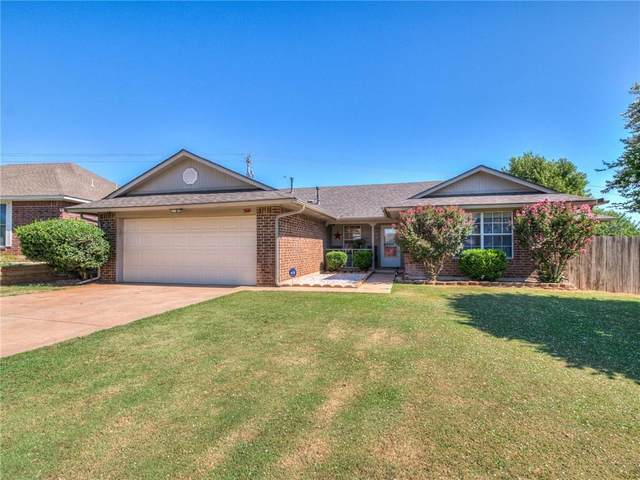 305 W Twisted Branch Way, Mustang, OK 73064 (MLS #926283) :: Homestead & Co