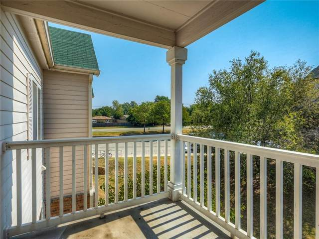 2200 Classen Boulevard #6133, Norman, OK 73071 (MLS #926302) :: Homestead & Co