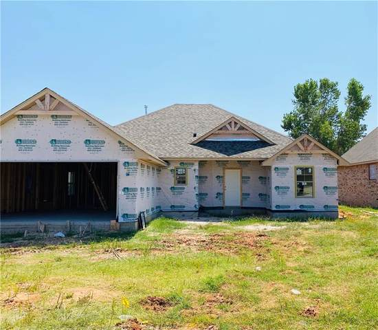 11112 SW 39th Court, Mustang, OK 73064 (MLS #926305) :: Homestead & Co