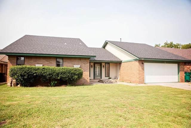 6613 Blue Spruce Court, Oklahoma City, OK 73162 (MLS #926356) :: Erhardt Group at Keller Williams Mulinix OKC