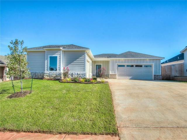 8317 NW 151st Terrace, Edmond, OK 73013 (MLS #926379) :: Erhardt Group at Keller Williams Mulinix OKC