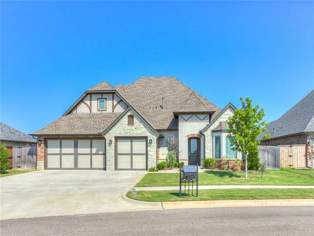 5505 Rawhide Road, Norman, OK 73072 (MLS #926387) :: Homestead & Co