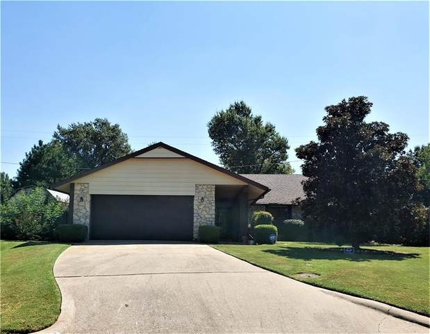 104 Prince George Street, Midwest City, OK 73110 (MLS #926409) :: Homestead & Co