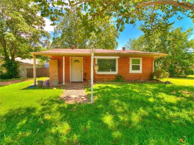 1612 Blue Bird Lane, Crescent, OK 73028 (MLS #926431) :: Homestead & Co