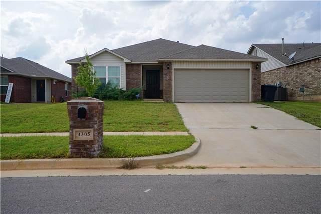 4305 Windgate West Road, Oklahoma City, OK 73179 (MLS #926475) :: Homestead & Co