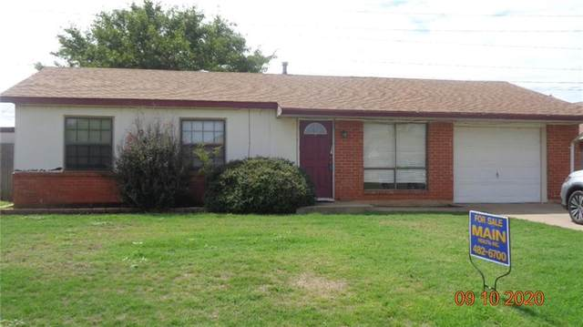 928 E Hairston Street, Altus, OK 73521 (MLS #926484) :: Keri Gray Homes
