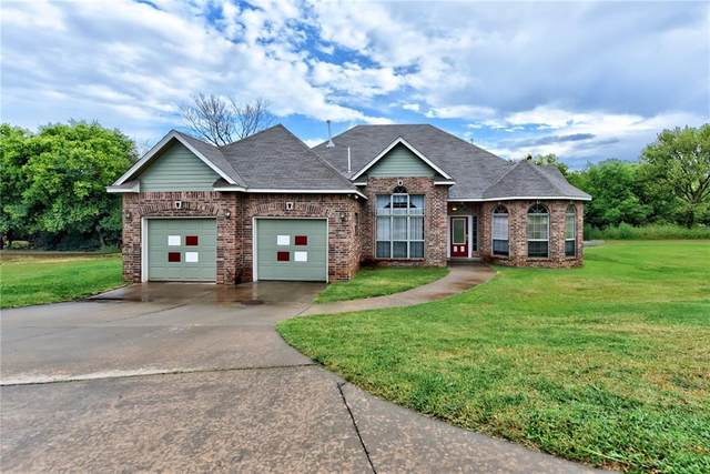 3405 E Forest Park Drive, Oklahoma City, OK 73121 (MLS #926500) :: Homestead & Co
