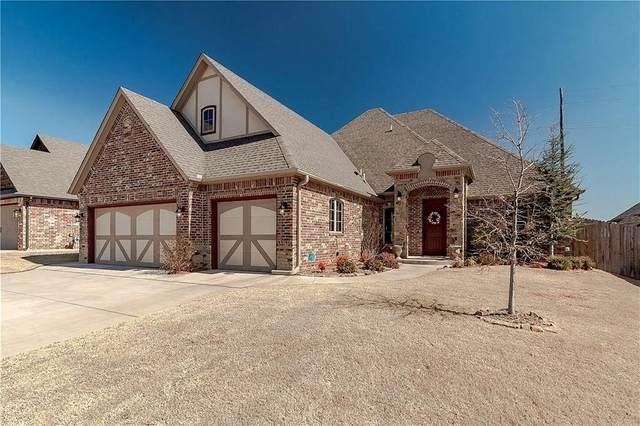 4112 Chesterfield Place, Oklahoma City, OK 73179 (MLS #926507) :: Keri Gray Homes