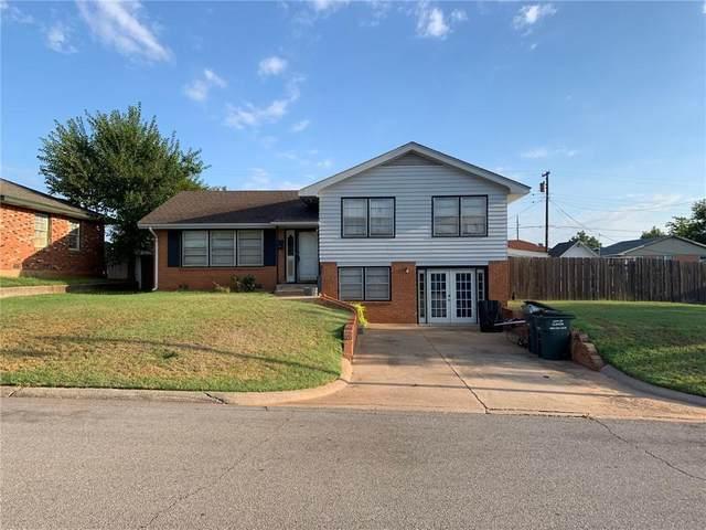 1109 Barker Road, Clinton, OK 73601 (MLS #926510) :: Homestead & Co