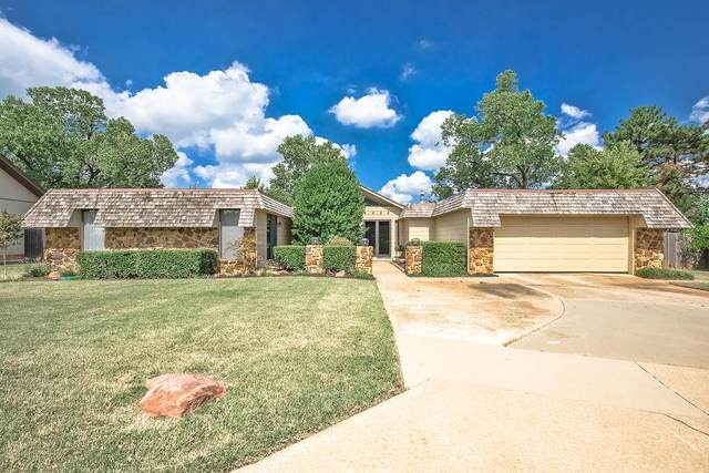 6205 Commodore Lane, Oklahoma City, OK 73162 (MLS #926515) :: Homestead & Co