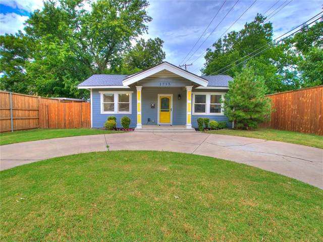 1715 N Kentucky Avenue, Oklahoma City, OK 73106 (MLS #926592) :: Homestead & Co