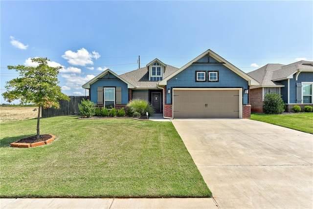 14704 Brinklee Way, Oklahoma City, OK 73142 (MLS #926609) :: ClearPoint Realty