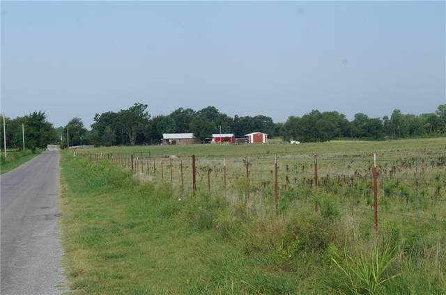 25323 E County Road 1500, Maysville, OK 73057 (MLS #926612) :: Homestead & Co