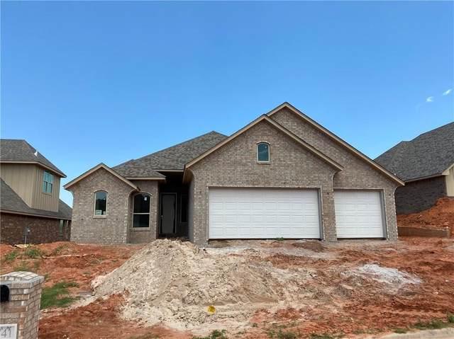 9341 SW 44th Terrace, Oklahoma City, OK 73179 (MLS #926624) :: Keri Gray Homes