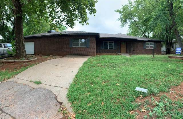 409 E Hallock Street, Gracemont, OK 73042 (MLS #926650) :: Homestead & Co