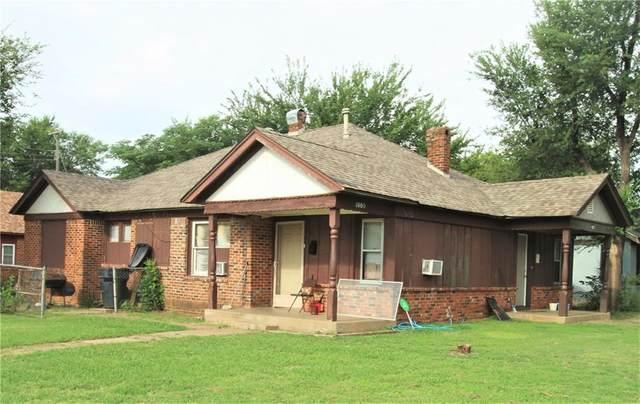 1000 NW 90th Street, Oklahoma City, OK 73114 (MLS #926679) :: Keri Gray Homes