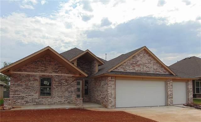 1724 W Zachary Way, Mustang, OK 73064 (MLS #926711) :: Homestead & Co