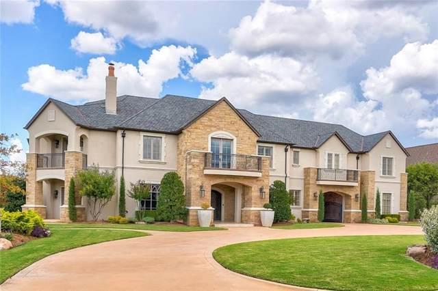 3025 Via Esperanza, Edmond, OK 73013 (MLS #926713) :: Keri Gray Homes