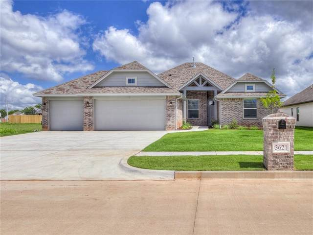 3621 Addison Avenue, Norman, OK 73072 (MLS #926746) :: Homestead & Co