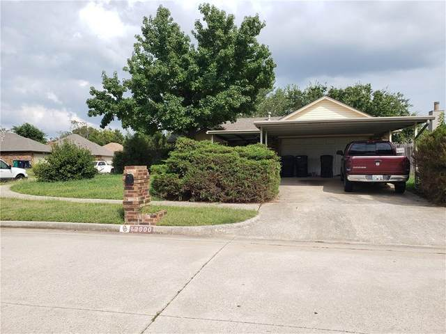 12900 Cloverleaf Lane, Oklahoma City, OK 73170 (MLS #926755) :: Erhardt Group at Keller Williams Mulinix OKC