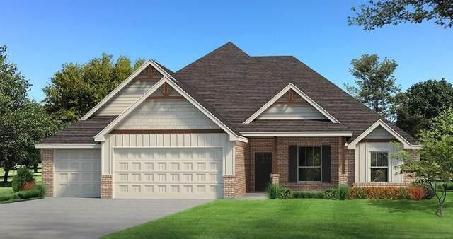 4312 NW 156th Place, Edmond, OK 73013 (MLS #926823) :: Homestead & Co