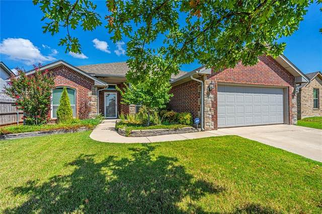 827 SW 14th Street, Moore, OK 73160 (MLS #926840) :: Keri Gray Homes