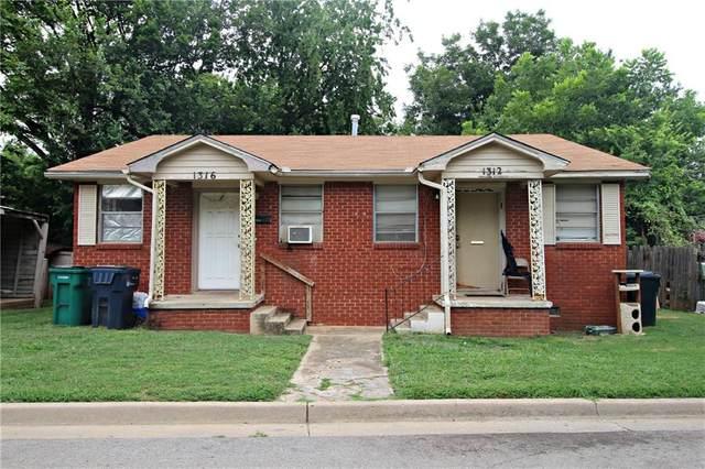 1312 N Gatewood Avenue, Oklahoma City, OK 73106 (MLS #926857) :: Erhardt Group at Keller Williams Mulinix OKC
