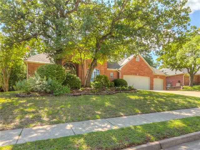 825 Fox Tail Drive, Edmond, OK 73034 (MLS #926864) :: Homestead & Co