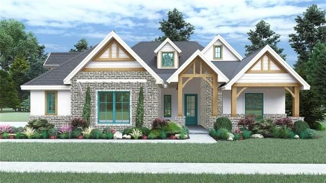 8125 Ridge Creek Road, Edmond, OK 73034 (MLS #926883) :: Homestead & Co