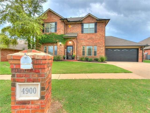 4900 NW 161st Terrace, Edmond, OK 73013 (MLS #926891) :: Homestead & Co