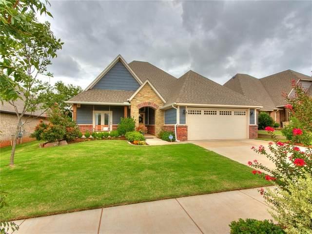 16412 Monarch Ridge Boulevard, Edmond, OK 73013 (MLS #926954) :: Homestead & Co
